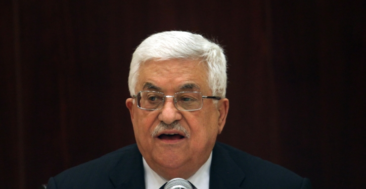Palestinian president Mahmud Abbas chairs a meeting of the Executive Committee of the Palestine Liberation Organization (PLO) in the West Bank city of Ramallah,on February 26, 2013. Photo by Issam Rimawi/Flash90 *** Local Caption *** ????? ??? ???? ??????? ???????? ??????? ???????? ????