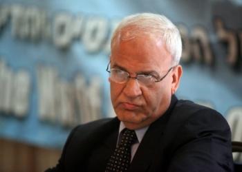 Head of Negotiating team of the  Palestinian Authority, Saeb Erekat Lecturer to Jewish students from Israel and abroad on the Palestinian people's views on peace with the Israel. Jerusalem on Dec 30 ,2010 .photo by Abir Sultan/Flash 90 *** Local Caption *** ñàéá òøé÷àú äøöàä  úìîéãéí ñèåãðèéí ôìñèéðàéí äìéê äùìåí äñëí ùìåí