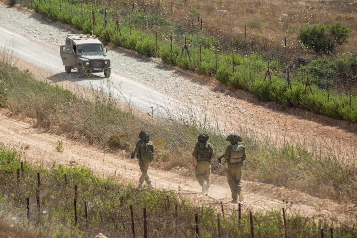 Des tunnels souterrains du Hezbollah?