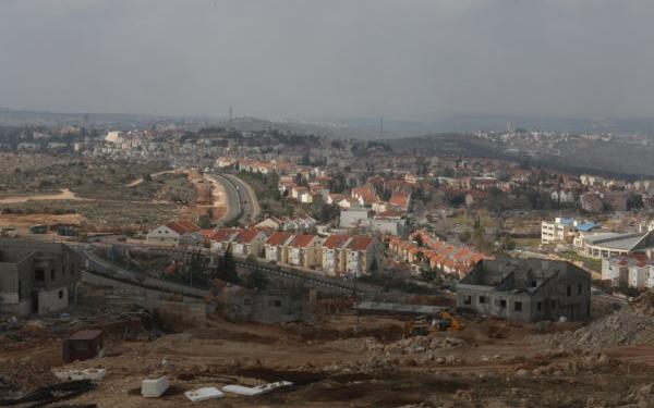 General view of the Samaria settlement of Ariel, on January 17, 2014. Photo by Flash 90. *** Local Caption *** àøéàì äúðçìåú ééùåá ùåîøåï éäåãä åùåîøåï äâãä äîòøáéú ðåó