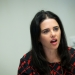 Justice Minister Ayelet Shaked at the committe for choosing a new Qadi of the Jerusalem Sharia Court, pn April 25, 2017. Photo by Yonatan Sindel/Flash90 *** Local Caption *** ???? ?????? ???? ??????? ????? ??? ???? ????? ????? ??? ??????? ????? ???