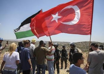 Israeli security forces seen during a protest in the Palestinian village of Bil'in in the West Bank, on July 22, 2016. Photo by Flash90 *** Local Caption *** äâãä äîòøáéú áéìòéï ôìñèéðéí îôâéðéí äôâðä öáà çééìéí ëåçåú éùøàìéí ãâì èåø÷éä