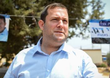 Yossi Dagan seen at the elections for the Shomron Regional Council, on August 04, 2015, following the resignation of former Council Chairman Gershon Mesika.  Dagan and Sariya Demsky (not seen) are candidates in the elections. Photo by FLASH90 *** Local Caption *** áçéøåú  ìøàùåú  äîåòöä äàæåøéú ùåîøåï   éåñé ãâï