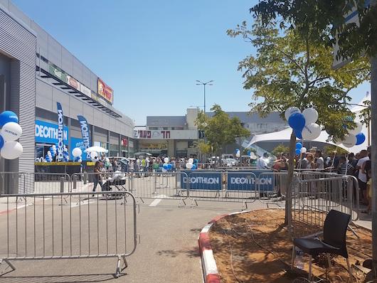 b2ba753461b4e Décathlon devrait s'installer au cœur de Tel Aviv d'ici 2019 - LPH INFO