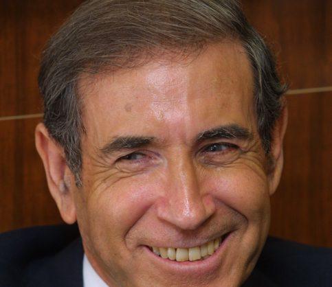 **FILE2002** Portrait of politician Shlomo ben Ami. August 08, 2008. Photo by Flash90 *** Local Caption *** ???? ?? ??? ?????? ?????