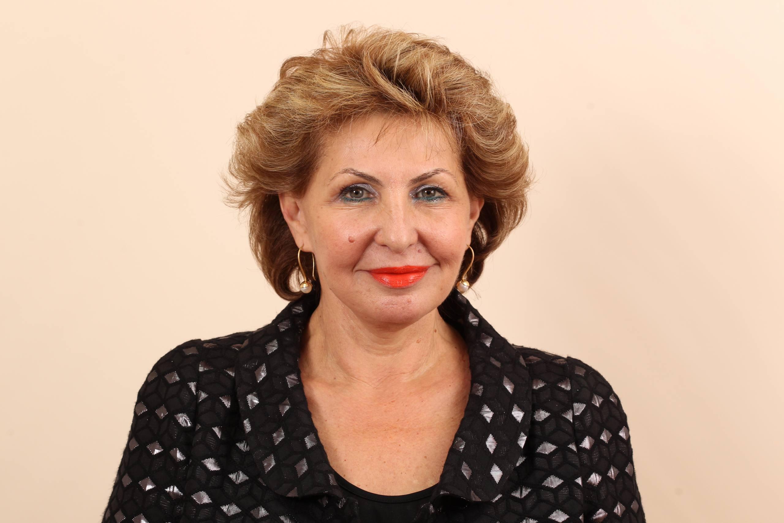 Knesset member Sofa Landver from the Israel Beiteinu party February 3 2013. Photo by Flash90 *** Local Caption *** ñåôä ìðãáø ìðãååø éùøàì áéúðå çáøú ëðñú ôåìéèé÷àéú