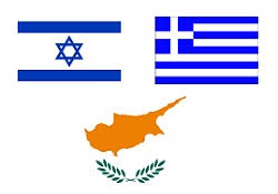 Avigdor Lieberman rencontre ses homologues grec et chypriote