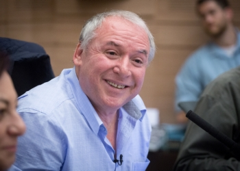 David Amsalem, chairman of the Interior Affairs Committee leads a discussion about the 'Recommendations bill' during a Committee meeting at the Knesset, the Israeli parliament in Jerusalem, on November 30, 2017. Photo by Miriam Alster/Flash90 *** Local Caption *** ???? ???? ??? ????? ??? ???? ??? ???????