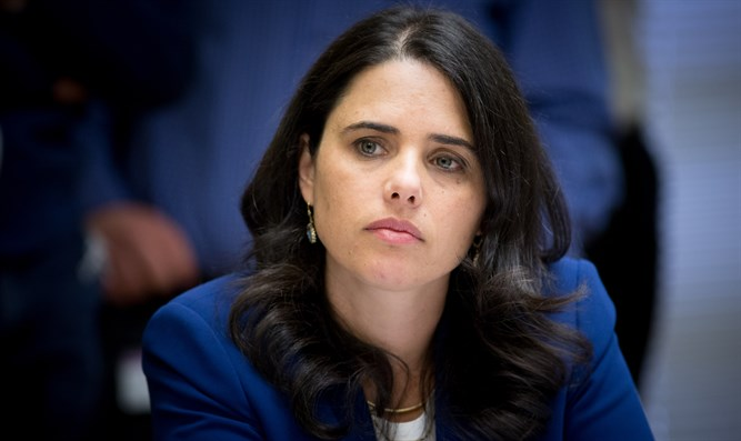 Interview exclusive: Ayelet Shaked, ministre de la Justice
