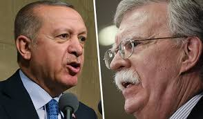 Crise USA-Turquie: Erdogan refuse de recevoir John Bolton!