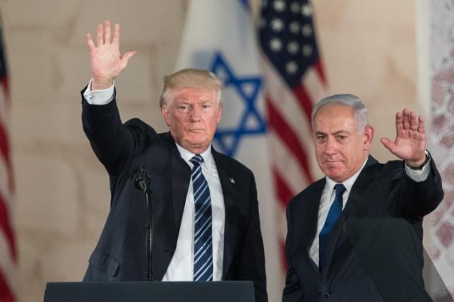 Donald Trump signe une augmentation de l'aide américaine à Israël