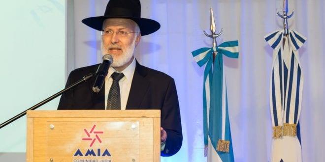 Agression antisémite: le Grand rabbin d'Argentine gravement blessé