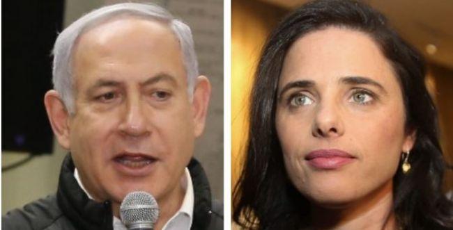 Netanyahou attaque, Shaked répond