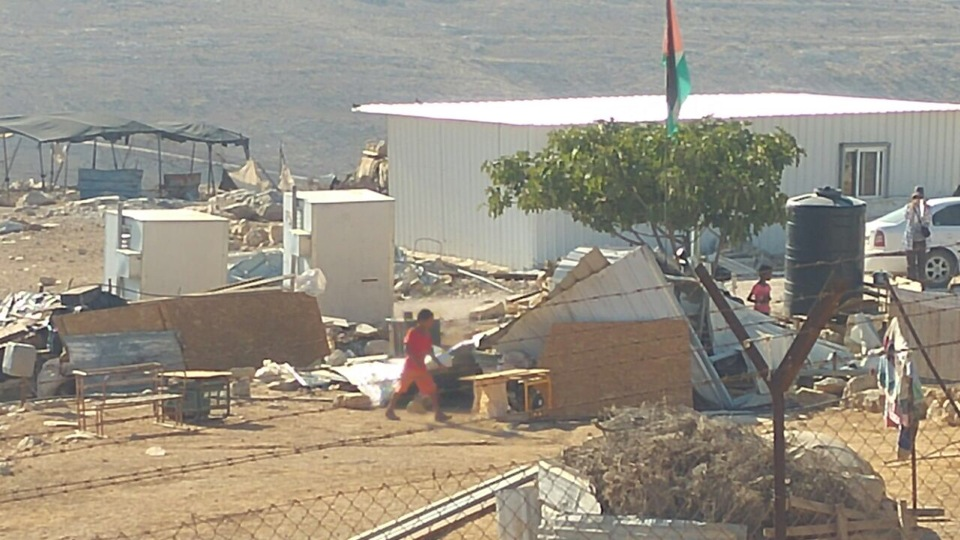 Grossière ingérence de l'Union européenne dans le Goush Etzion