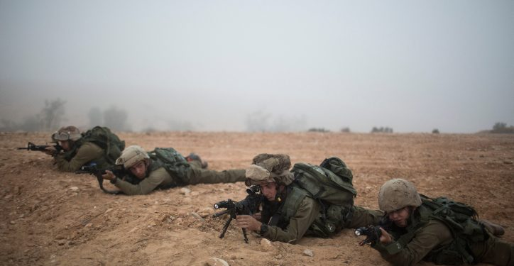 "Soldiers of the Bardales Battalion train in urban warfare on an early foggy morning, near Nitzanim in the Arava area of Southern Israel, on July 13, 2016. Formed in 2014, the Bardales Battalion is an infantry combat battalion of the Israel Defense Forces, composed of 50% female soldiers, and assigned for future routine security along the Jordanian border in central Israel. These soldiers are from the second draft of the battalion. Photo by Hadas Parush/Flash90 *** Local Caption *** ???? ????? ?????? ???? ???? ??? ????? ????? ???? ????? ?????? ?????? ???? ????? ????? ????? ??? ???? ??""? ???? ???? ????"