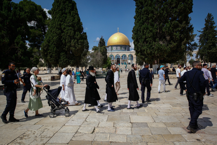 Hanoucca : et s'il y avait obligation de monter sur le mont du Temple ? (par Asher Zelmati)