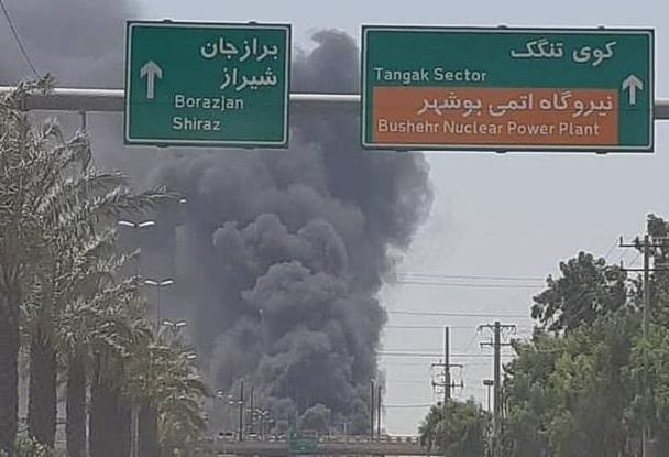 Explosions et incendies : la série se poursuit en Iran