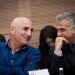 Leader of the Yesh Atid party Yair Lapid speaks with MK Ofer Shelah during a discussion regarding a legislation deferring mandatory haredi conscription until 2023, at a Foreign Affairs and Security committee meeting in the Israel parliament. November 19, 2015. Photo by Miriam Alster/FLASH90  *** Local Caption *** ???? ???? ???? ????? ????? ???? ????? ??? ????? ???? ??? ?????? ?? ???? ???? ???? ???? ???