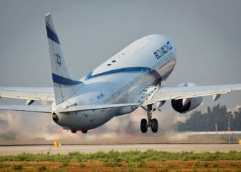 An El Al airline plane taking off at the Tel Aviv Ben Gurion Airport. September 3, 2014. Photo by Moshe Shai/Flash90   *** Local Caption *** ?? ?? ???? ????? ???? ??? ????? ????