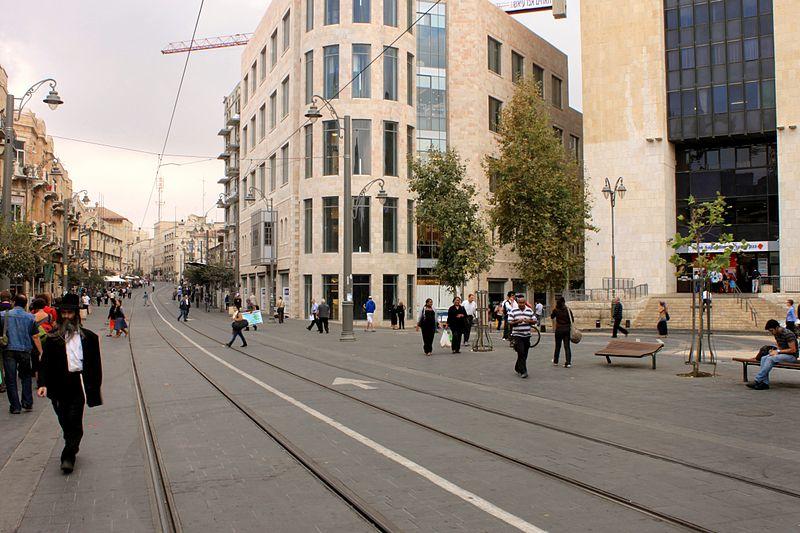 Centre-ville, Jérusalem