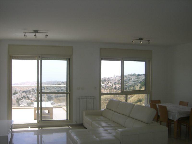 À louer meublé à louer à Arnona, Jérusalem