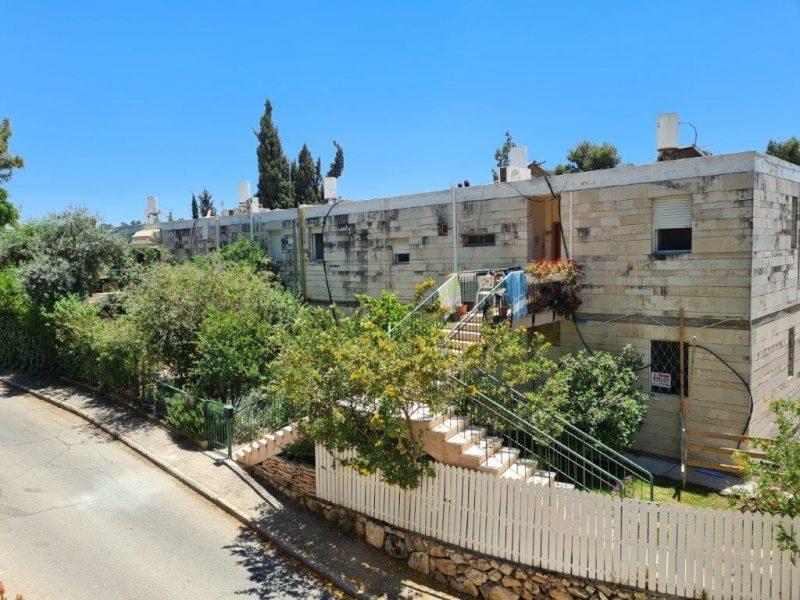 À vendre, Jérusalem, 5 p.