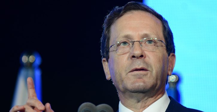 """Israeli president Isaac Herzog seen during a graduation ceremony at the National Security College in Glilot, central Israel, July 14, 2021. Photo by Tomer Neuberg/Flash90 *** Local Caption *** ??? ???? ????? ??????? ????? ?????? ??""""? ???? ????? ???? ??????"""