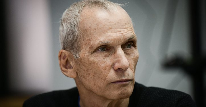 Labor party parliament member Omer Bar Lev attends a meeting of the Labor party in Tel Aviv on February 13, 2019. Photo by Tomer Neuberg/Flash90 *** Local Caption *** ???? ?? ?? ????? ?????? ????? ?????